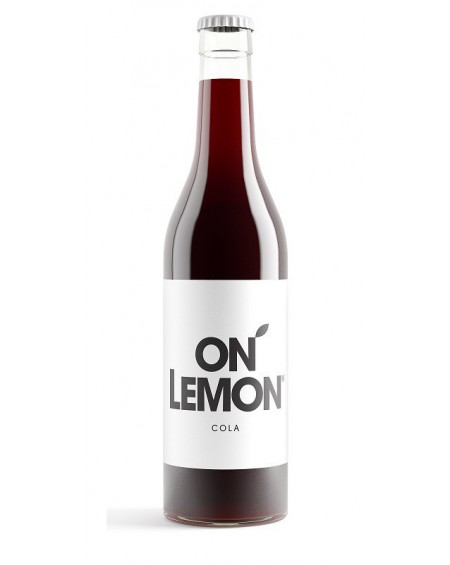 On' Lemon cola (pack de 12)