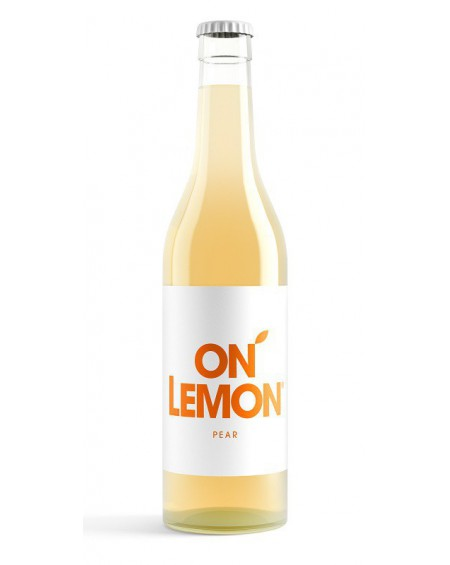 John Lemon Poire (pack de 12x33cl)
