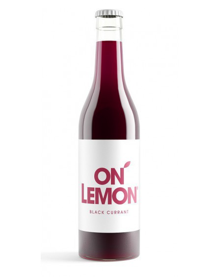 John Lemon Cassis (pack de 12x33cl)