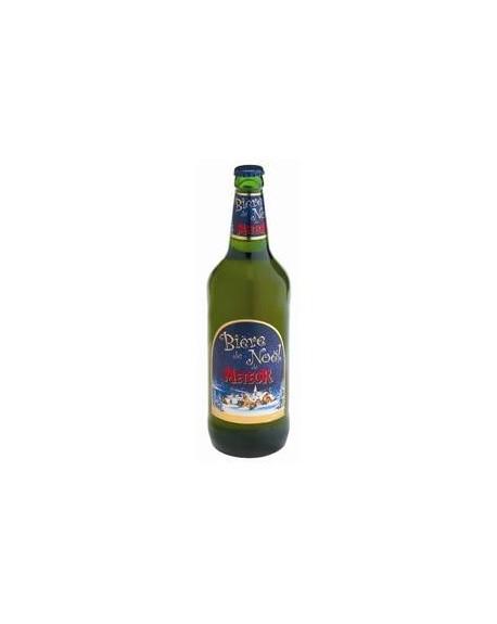 Bière de Noël Meteor 75cl 5.8%