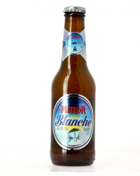 Meteor blanche 25cl 4.7%
