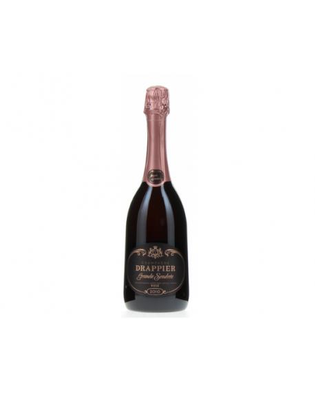 Champagne Drappier 1808 GrandeSendrée Rosé 2010