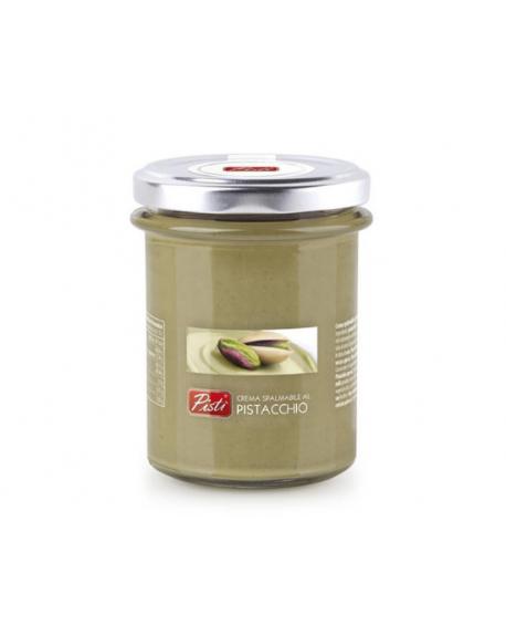 "Crème de Pistache "" Verde di Bronte DOP "" Pisti 600g"