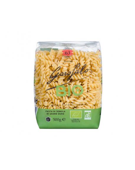 Pasta Bio Garofalo 1789 IGP Gragnano Fusilli 500g