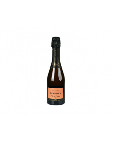 Champagne Drappier 1808 Rosé de Saignée demi (37.5cl)