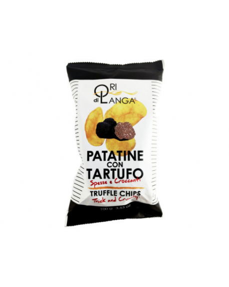Chips Italiennes à la Truffe d'Été Ori di Langa 100g